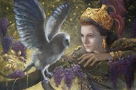 Atenea, La sabiduria en el olivar